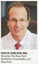 Dermatology News New York City - Dr Ron M. Shelton discusses his use of the PelleveTM