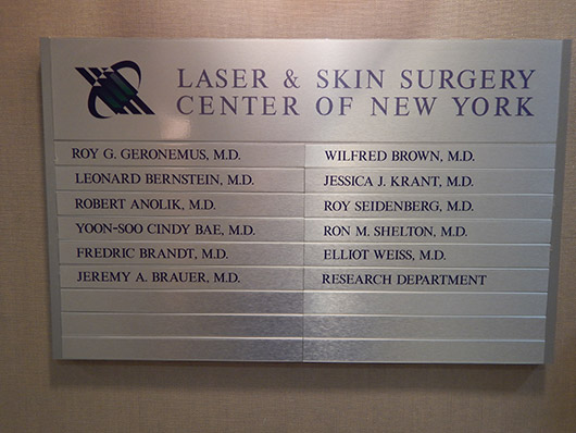 Contact Cosmetic Dermatologist NYC - New Practice Office Photo 26