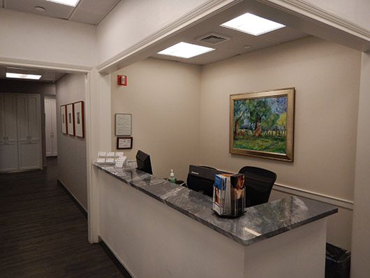 Contact Cosmetic Dermatologist NYC - New Practice Office Photo 02