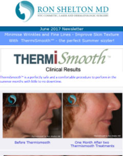 Skin Care and Dermatology News NYC  - June 2017 Newsletter