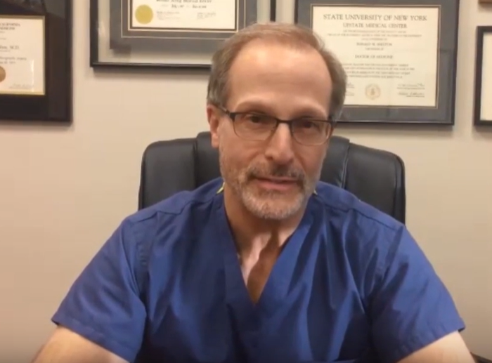 Dermatologist in NYC Dr Ron Shelton