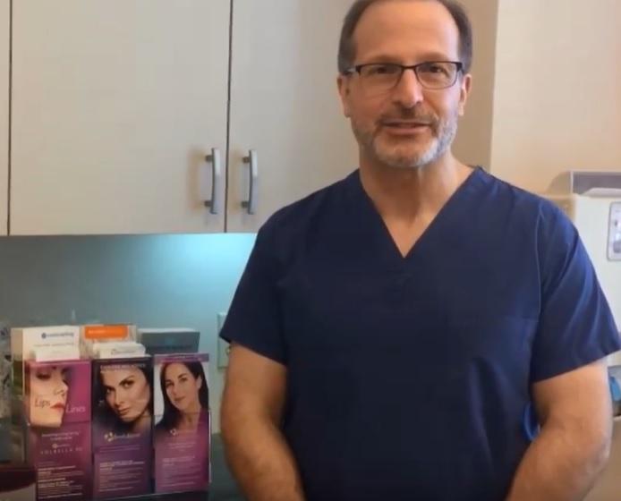 Cosmetic Dermatologist Dr Ron Shelton